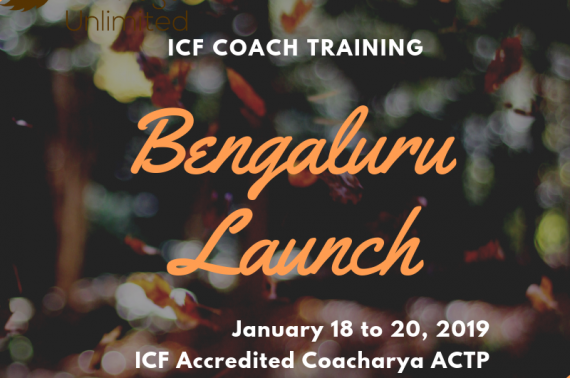 Bengaluru Launch – ICF Coach Training