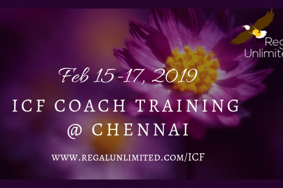 ICF Coach Training for ACC, PCC – Classroom sessions at Chennai