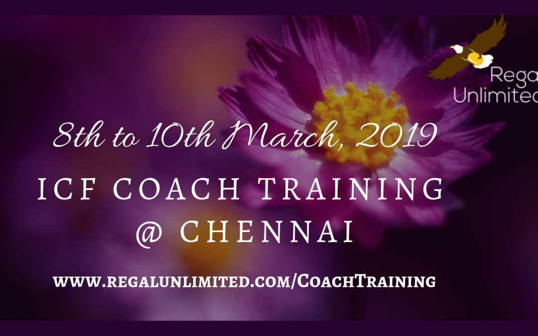 ICF Coach Training ACTP at Chennai for ACC, PCC