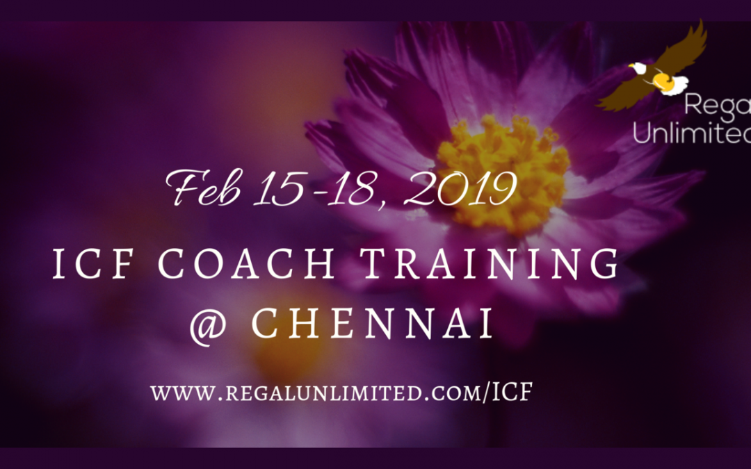 ICF Coach Training at Chennai
