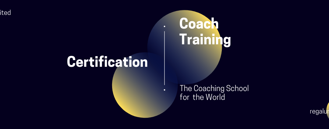 Coach Training & Certification – 6 years Young